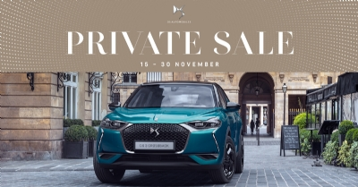 DS PRIVATE SALE until 30th November