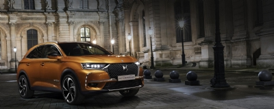 DS7 Crossback Pre Launch Preview