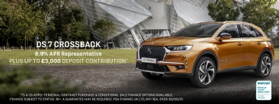 DS 7 CROSSBACK - Used Deposit Contribution