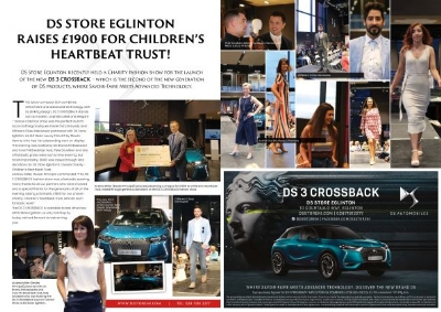 DS Store Eglinton good news story in Local Women!
