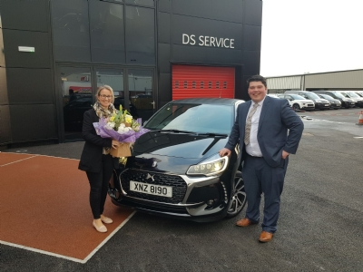 New DS3 Lizard - Handed over