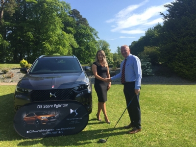 DS Store NI sponsors Rainey Old Boys Golf Classic