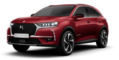 DS 7 CROSSBACK Absolute Red