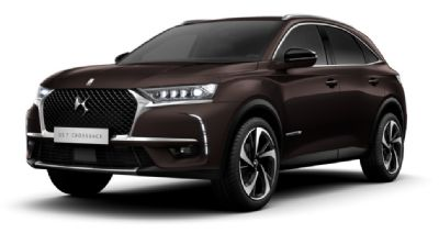 DS 7 CROSSBACK Andradite Brown