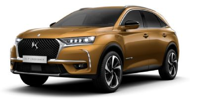 DS 7 CROSSBACK Byzantin Gold