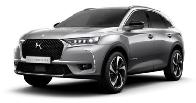 DS 7 CROSSBACK Cumulus Grey