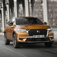DS 7 CROSSBACK Blue HDi 130 Manual Prestige Offer