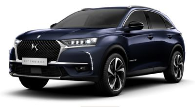 DS 7 CROSSBACK Ink Blue