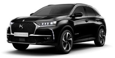 DS 7 CROSSBACK Perla Nera Black