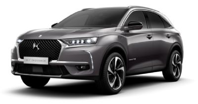 DS 7 CROSSBACK Platinum Grey