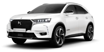 DS 7 CROSSBACK Polar White